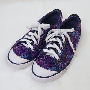 Coach Barrett Sneakers Purple 8